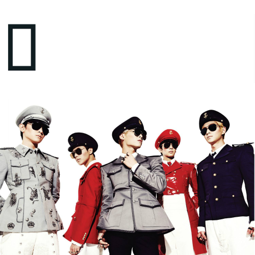 "SHINee 5th Album ""Everybody"" Cover"